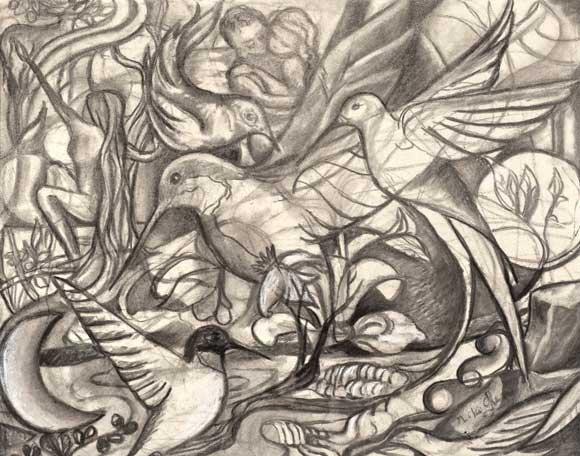 HUMMINGBIRD-STUDY